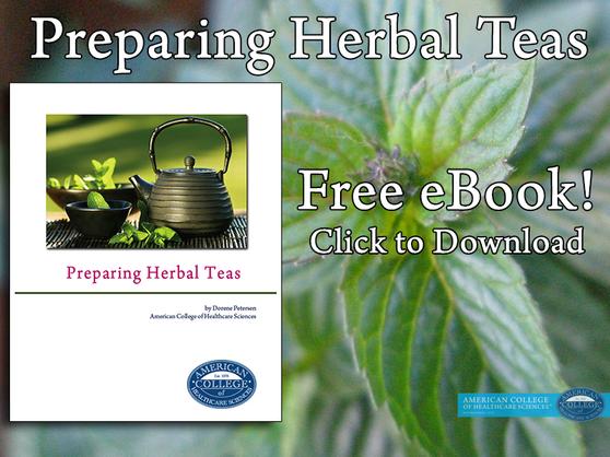 Preparing Herbal Teas eBook