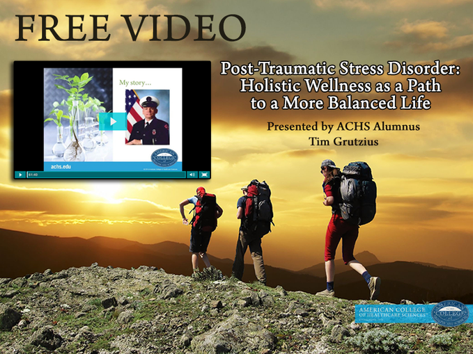 PTSD Holistic Health