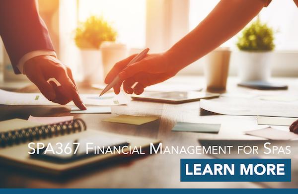 SPA 367 Financial Management for Spas
