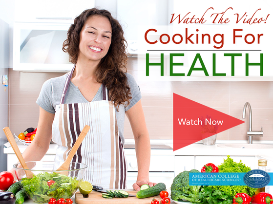 Cooking for Health Video