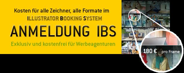 Anmeldung IBS für Werbeagenturen