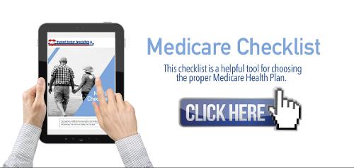 Trusted Senior Specialists Helpful Medicare Checklist