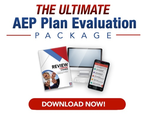 Download your Ultimate Annual Election Period Plan Evaluation Package - Know how to review, compare and change your Medicare healthcare plan from October 15- December 5.