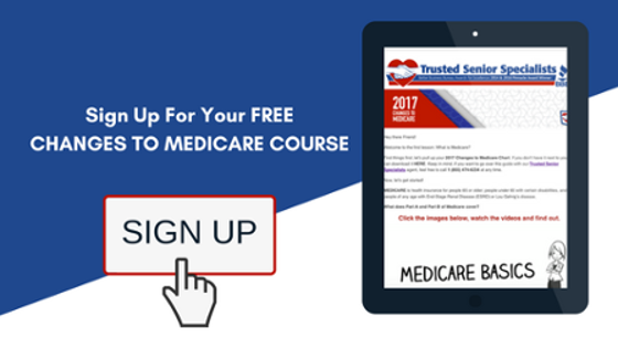 Sign Up For Your Free Changes to Medicare Course from Trusted Senior Specialists