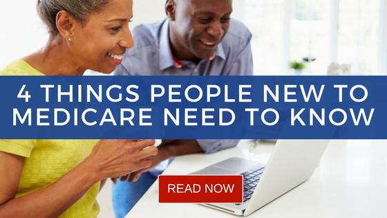4 Things People New to Medicare Need to Know