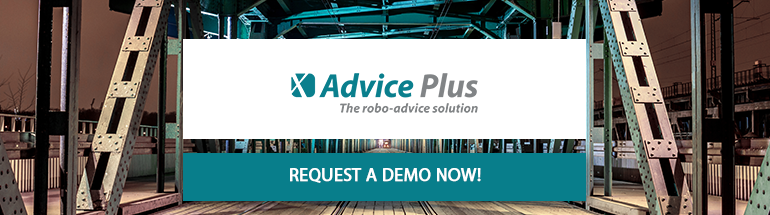 Request a demo of Advice Plus now