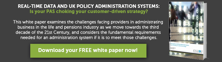 Get FREE real-time data and policy administrations systems white paper