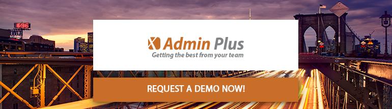 Admin Plus Policy Administration Demo