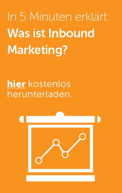 was ist InBound Marketing - kurz erklärt.