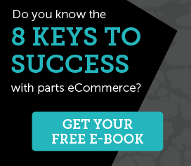 Get your free copy of the 101 parts eCommerce ebook