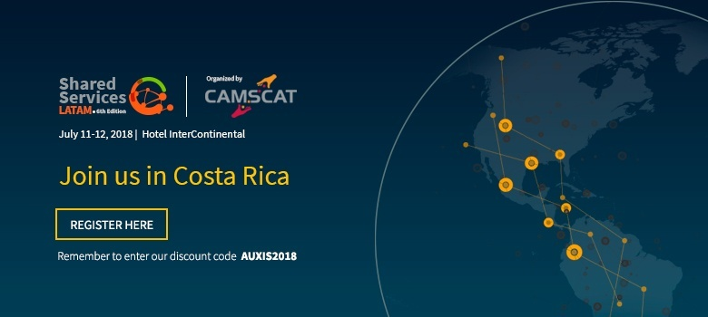 Event 2018 Shared Services LatAm. Register here