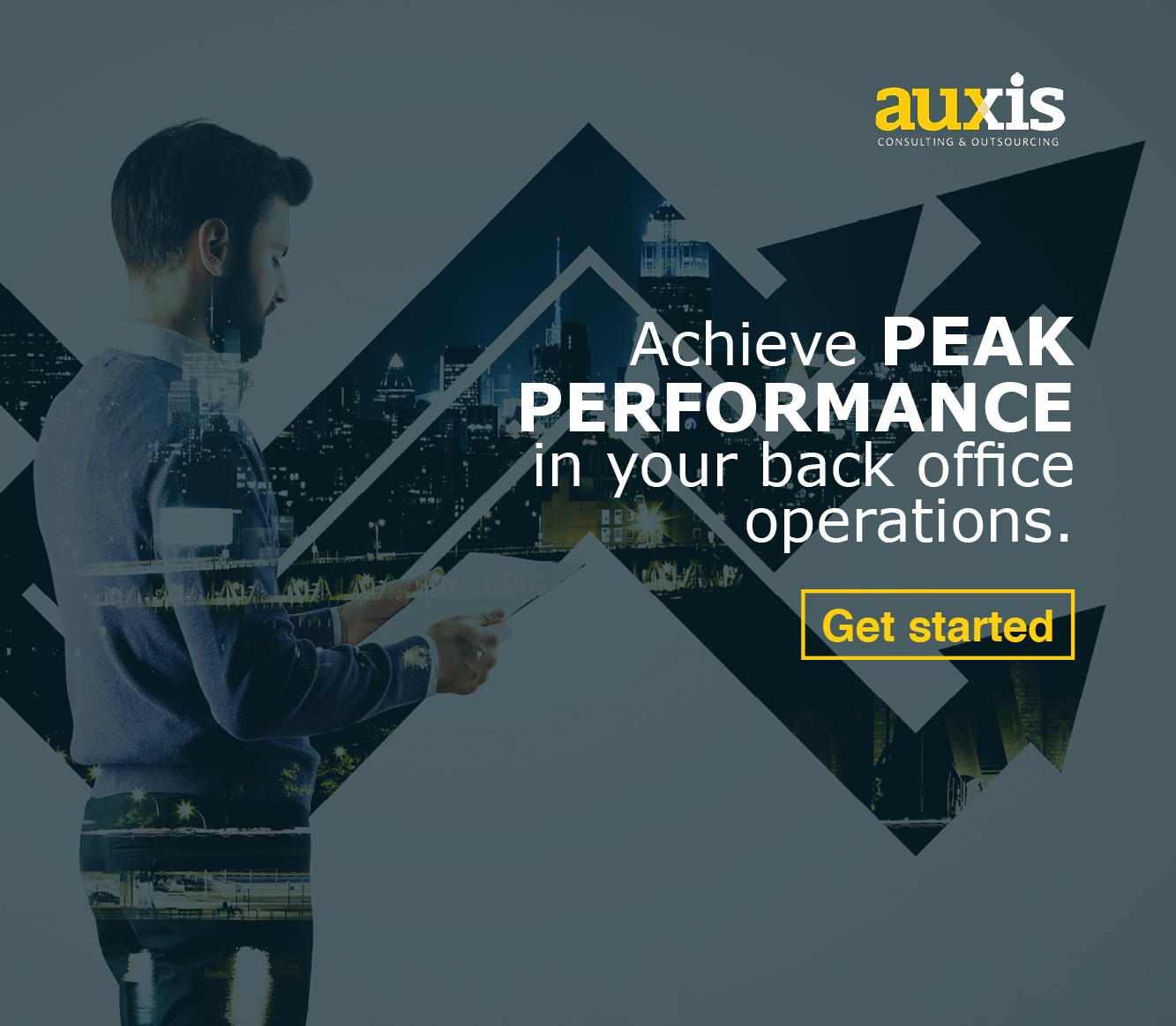 peak perfromance in your back office operations