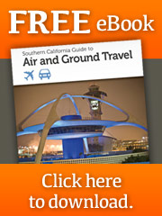 Southern California Guide to Air and Ground Travel