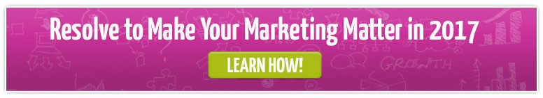 Resolve to Make Your Marketing Matter in 2015