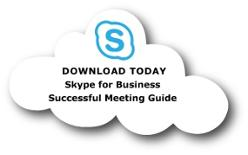 Successful Skype for Business Meetings Guide