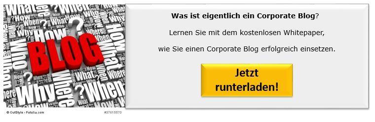 Download Whitepaper: Corporate Blog