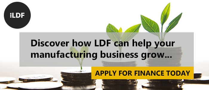 Discover how LDF can help your manufacturing business grow - apply today