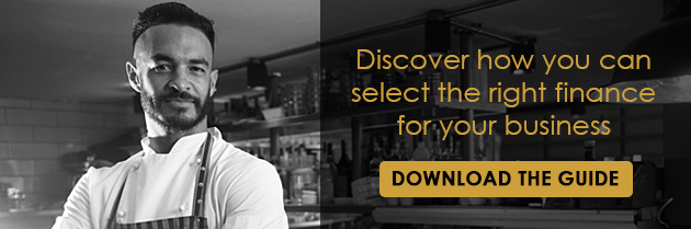 Discover how you can select the right finance for your business