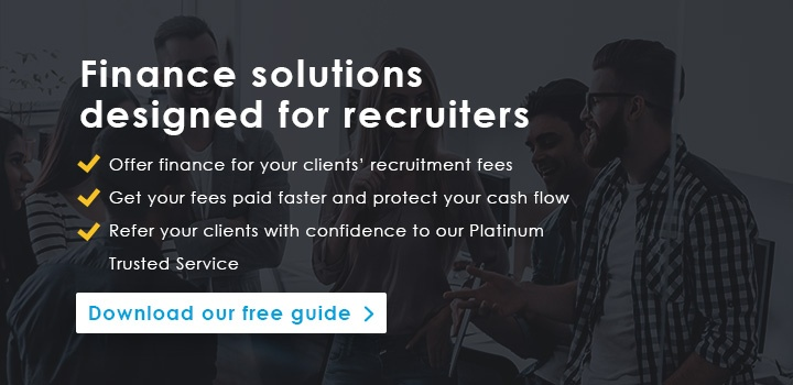 Recruitment finance free guide