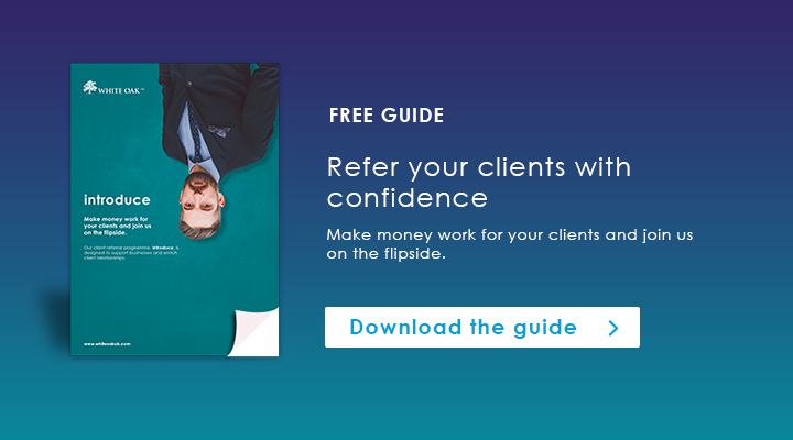 Refer your clients with confidence