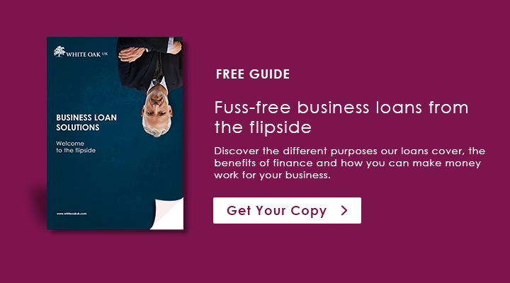 Business loans from the flipside