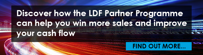 Discover how the LDF Partner Programme can help you win more sales and improve your cash flow