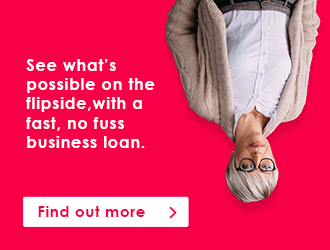 No-fuss business loans from the flipside