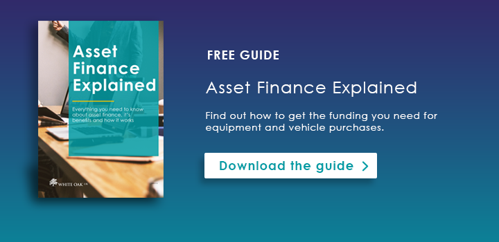 Asset Finance Explained - Free Guide