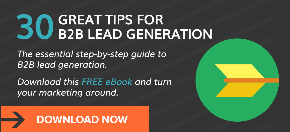 30 Great tips for B2B Lead Generation