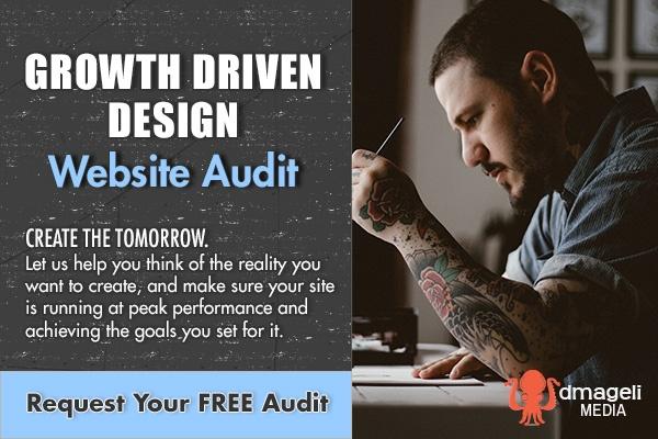 Growth Driven Design Website Audit