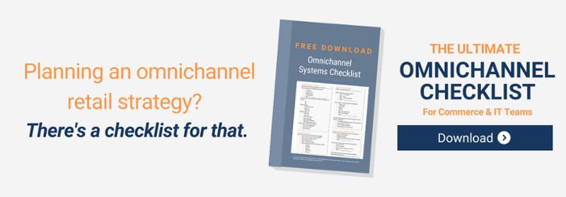 Omnichannel Checklist