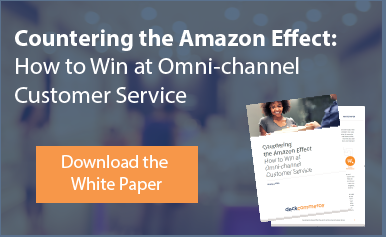 Countering the Amazon Effect: How to Win at Omni-Channel Customer Service