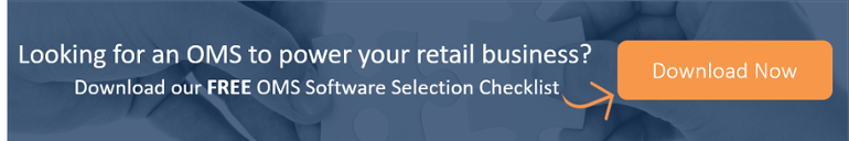 Looking for OMS software for your commerce business? Click here to download our FREE Software Selection Checklist.