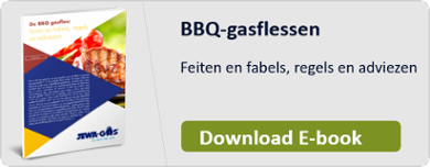 Barbecue gasfles