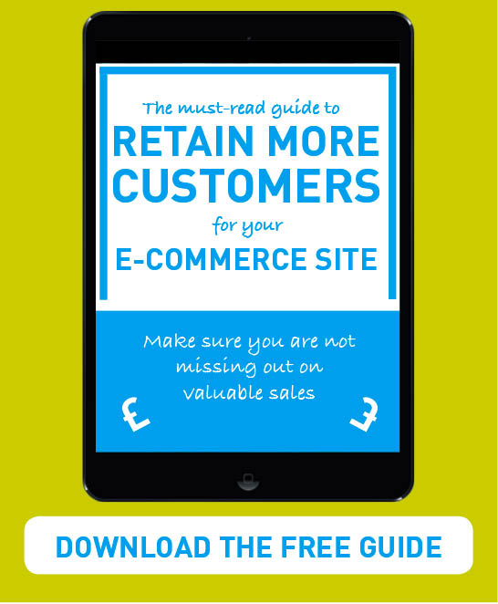 retain more customers for your e-commerce