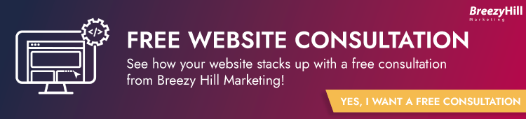 Get a free website consultation!