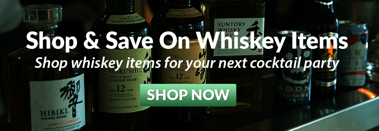 Discount Whiskey Items