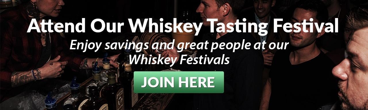 Attend Whiskey Tasting Festival
