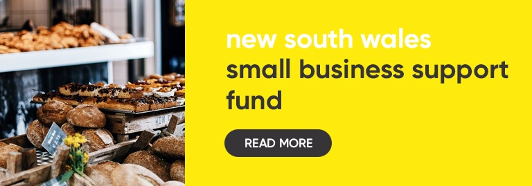 New South Wales Small Business Support Fund