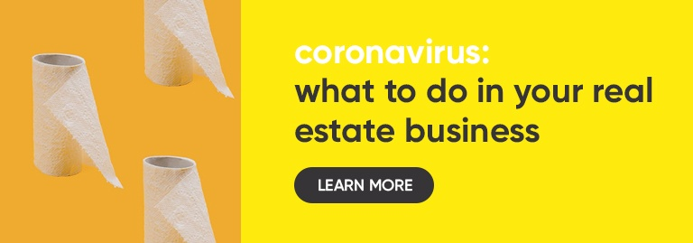 Read this - Coronavirus: What to do in your real estate business