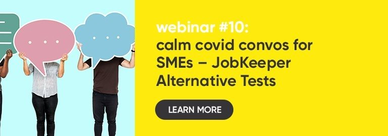 Calm COVID Convos for SMEs #10