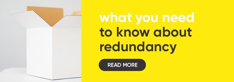 What you need to know about redundancy