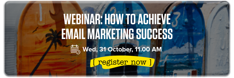 Webinar: How to Achieve Email Marketing Success