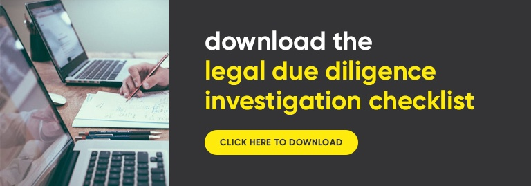 download the legal due diligence checklist