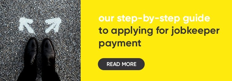 Our step-by-step guide to applying for JobKeeper payment