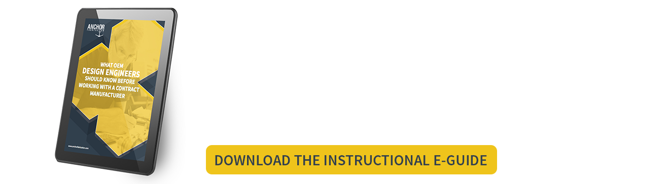 What OEM Design Engineers Should Know Before Working with a Contract Manufacturer
