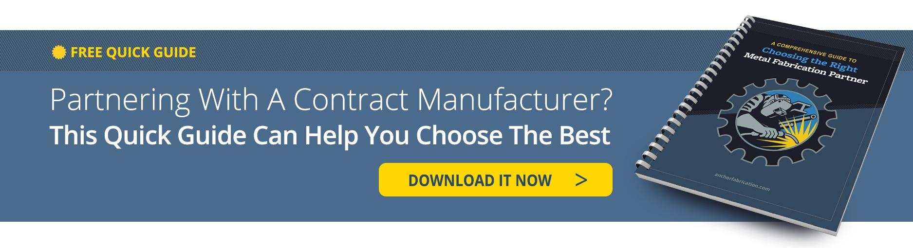 A Comprehensive Guide to Choosing The Right Metal Fabrication Partner