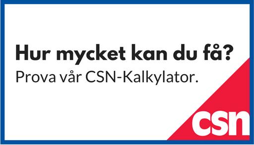 CSN-kalkylator