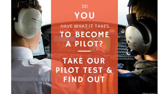 become a pilot