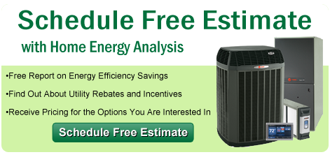 Schedule Free Furnace Replacement Estimate